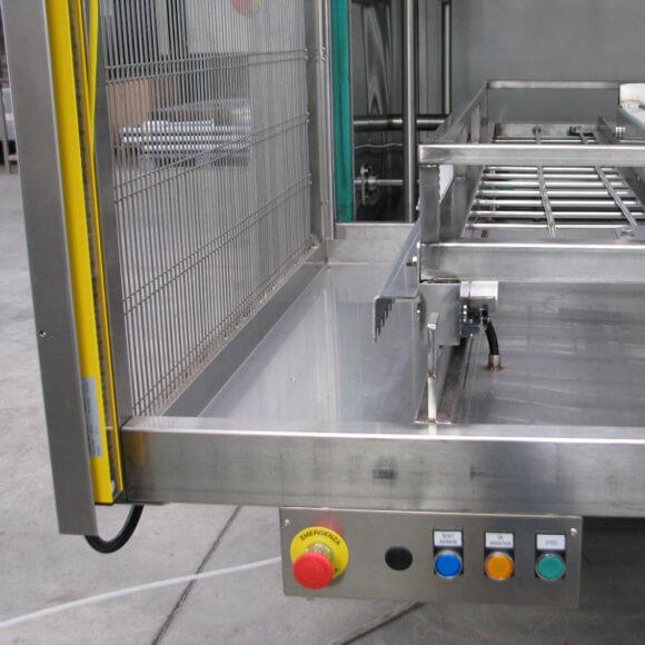 lavaggio robotizzato