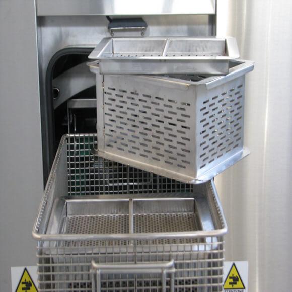 cestelli di lavaggio custom