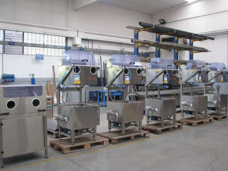 Azienda Ellegelle Machinery