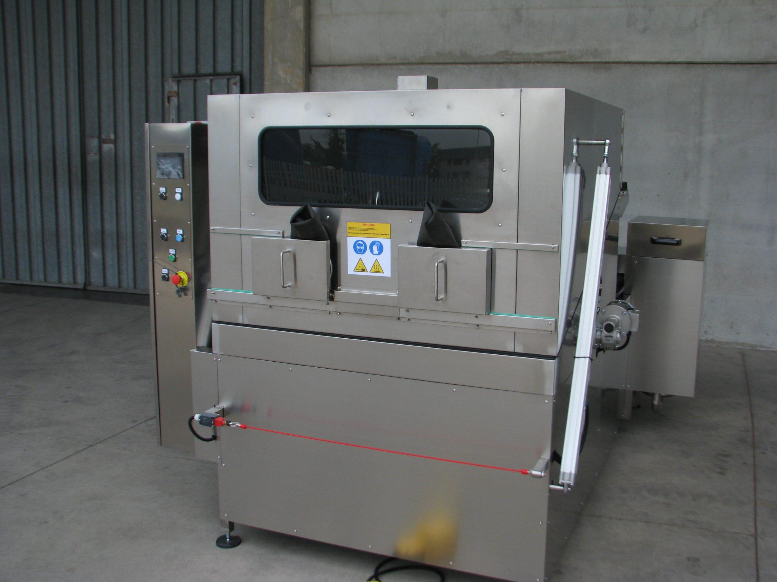 lavaggio manuale HP